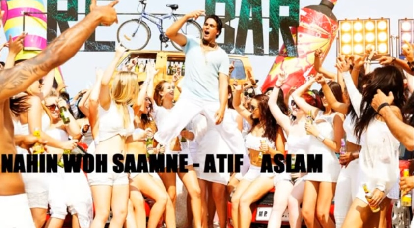 Nahin Woh Saamne lyrics song video