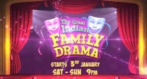 The Great Indian Family Drama on SAB TV | Comedy Show | Star Cast | Plot | Timings and Schedule | Repeat Telecast