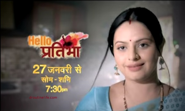 Hello Pratibha Serial on Zee TV | Wiki | Posters | Wallpapers | Images | Pics | Star Cast | Binny Sharma | Timings | Repeat Telecast Timings