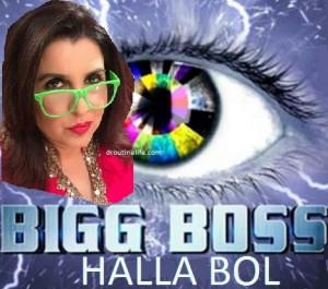 Bigg Boss Halla Bol Series on Colors   Extension of Bigg Boss 8   Contestants   Challangers