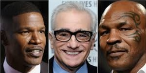 Mike Tyson's Movie Jamie Foxx Directed by Martin Scorsese
