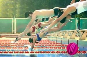 Sexy Swimwear in Swim Team Channel V