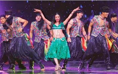 Malaika Arora Khan   India's got talent 2015