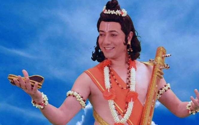 Mantra as Narad in Narayan Narayan Chulbulley Naarad Ki Natkhat Leelayen