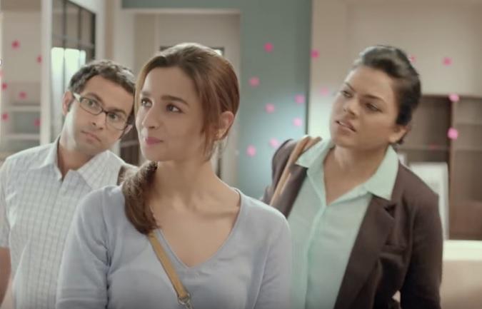 New Alia Bhatt Standard Ad 2015 Video- Standard Wires TVC