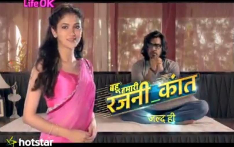 Bahu Hamari Rajnikanth | Cast | Story | Timings | Repeat Telecast Timings | Pics | Photos | Images