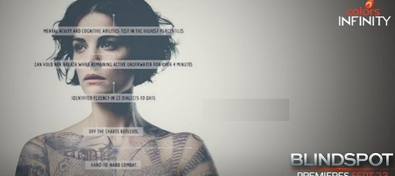 'Blindspot' Colors Infinity New Series Wiki