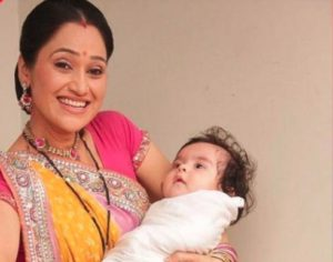 Dayaben Gada of Taarak Mehta…. Become mother of a Baby Girl | Droutinelife
