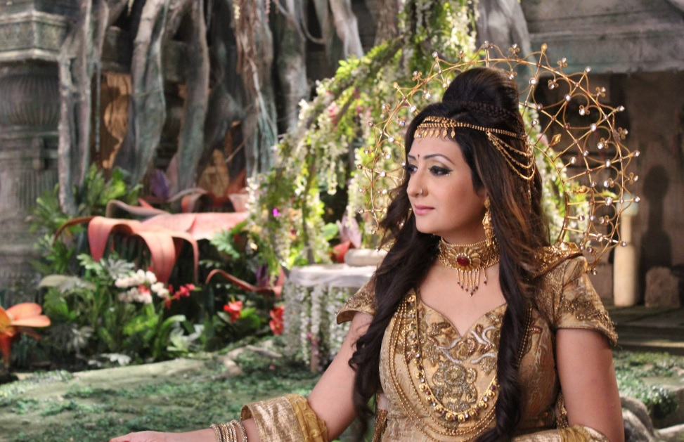 Sangya or Chaya Real Name Juhi Parmar | 'Karamphal Daata Shani' Serial Cast and Crew| Droutinelife | Pics | Images | All Actors Real Name| Photos
