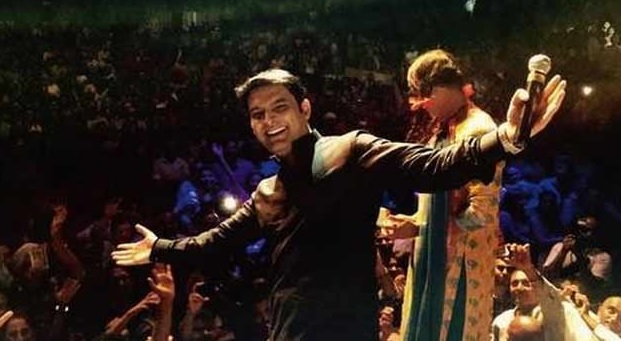 Kapil Sharma in Hamilton | Comedy Nights with Kapil
