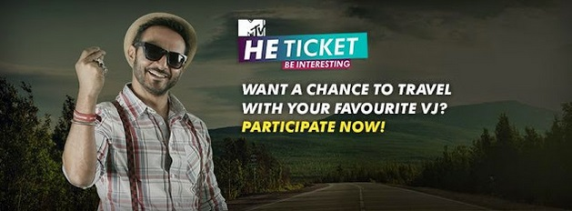 MTV Hey Ticket Contestants