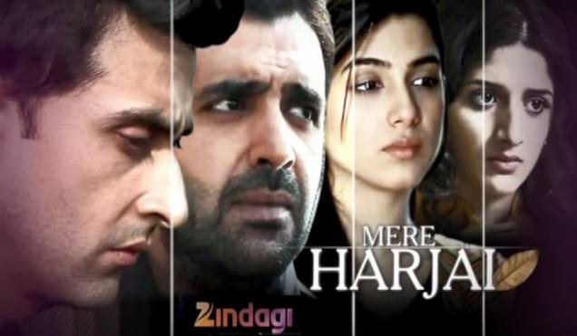 Mere Harjaai Zindagi TV Serial Cast, STory, Full Story, Repeat Telecast Timings Schedule