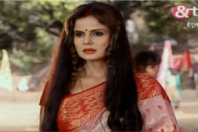 Nandini Singh as Shravani (A Bengali girl) | Begusarai serial cast | images | pics