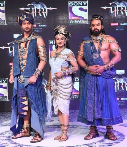 Porus Serial Wiki | Porus Serial Cast |Porus Serial HD Pics | Porus Serial Timings | Porus Serial Images| Droutinelife