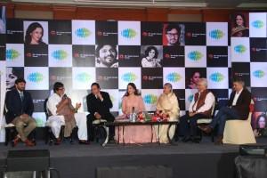 """""""Dream Girl Music Album"""" Launch -Images – Babul Supriyo & Hema Malini"""