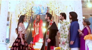 Shivaay Tia Marriage in Ishqbaaz