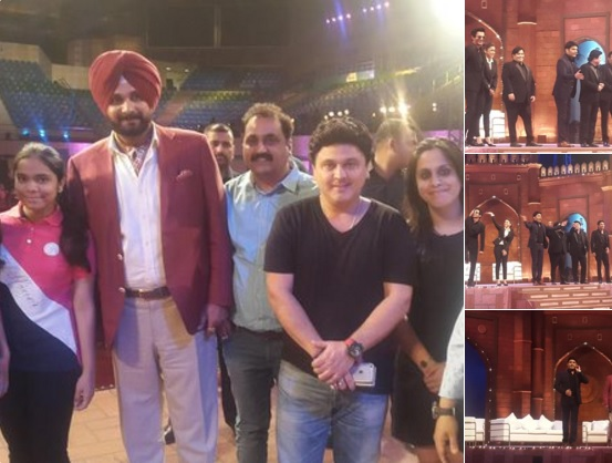 The Kapil Sharma Show Pics | Images | Phoots | Live First episode in Delhi