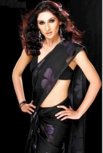 Tiya Gandwani as lady Professor in Channel V's Sadda Haq