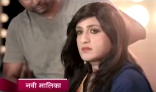 Vaibhav Mangla in female role | Zee Marathi New Serial