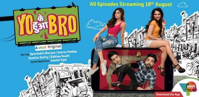 Ridhima Pandit   Yo KE Hua Bro Serial Cast  Timings   Story   Voot Web Series