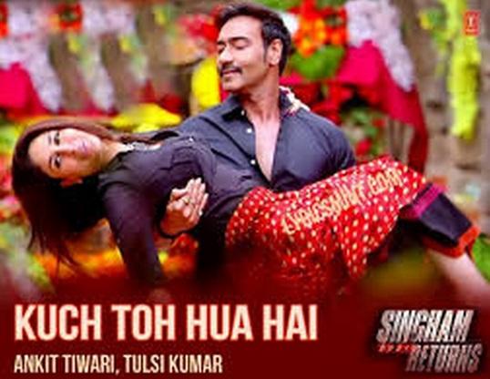 Kuch Toh Hua Hai Lyrics |Singham Returns | Ankit Tiwari |Tulsi Kumar