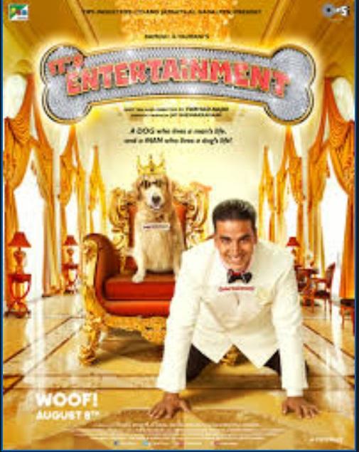 It's Entertainment (2014) | Akshay Kumar, Tamannaah -All Songs with full Lyrics