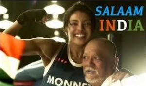 SALAAM INDIA LYRICS – Mary Kom | Salim Merchant, Vishal Dadlani