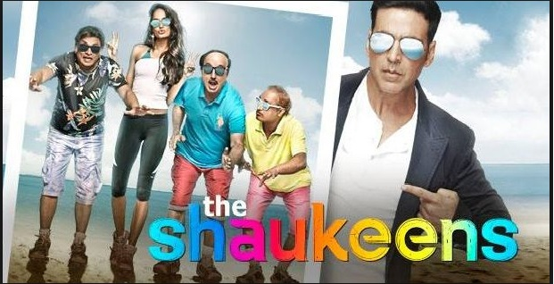 The Shaukeens   Movie   Star Cast   Images   Wallpapers   Posters   Akshay Kumar