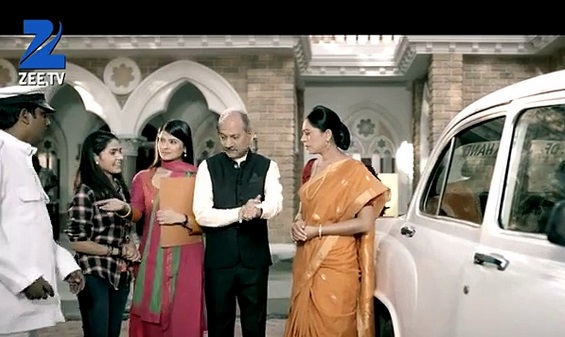 Service Wali Bahu Serial on Zee TV | Star Cast | Story | Timings and Repeat Telecast Timings