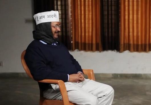 Arvind Kejriwal | CM of Delhi | An Exculsive talk