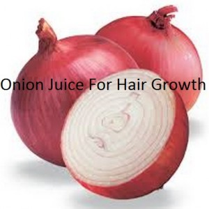 Home made Remedy to Stop Hair Fall | Onion Juice for Hair Growth