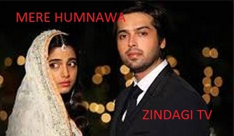 Mere Humnawa Serial Zindagi TV Wiki, Story, Star Cast, Timings and Promo