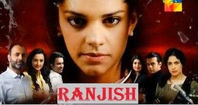Ranjish Serial Zindagi TV   Star Cast   Story