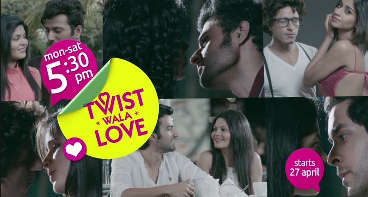Twist Wala Love Channel V Wiki, Star Cast, Story, Promo and Timing Schedule