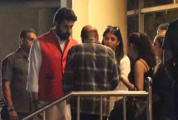 Aishwarya Rai Bachchan father in hospital