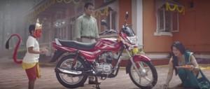 "Bajaj CT100 Dussehra Ad 2015 – ""Khushiyon Ka Jackpot"" Advertisement   Droutinelife"