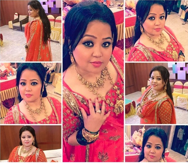 Bharti Singh and Harsh Limbachiyaa Marriage Details, Pics | Droutinelife