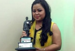 Bharti Singh Comedy Classes gets Dadasaheb Phalke Award | Droutinelife