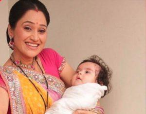 Dayaben Gada of Taarak Mehta…. Become mother of a Baby Girl | Droutinelife