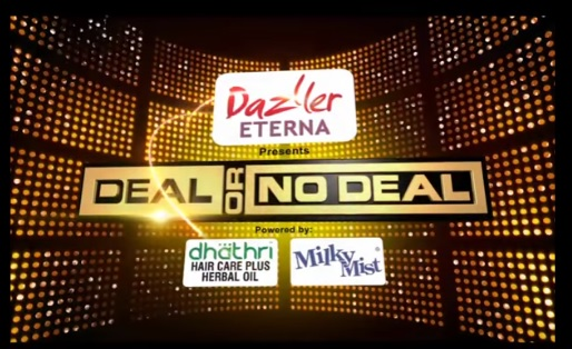 Deal or No Deal Season 2 Surya TV Host, Celebrity Guest, Timings Game Reality Show | Droutinelife
