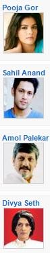 Ek Nayi Ummeed Roshni Cast | Pics | Images | Photos