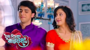 'Ek Rishta Saajhedari Ka' is going to off air Last Episode   Droutinelife