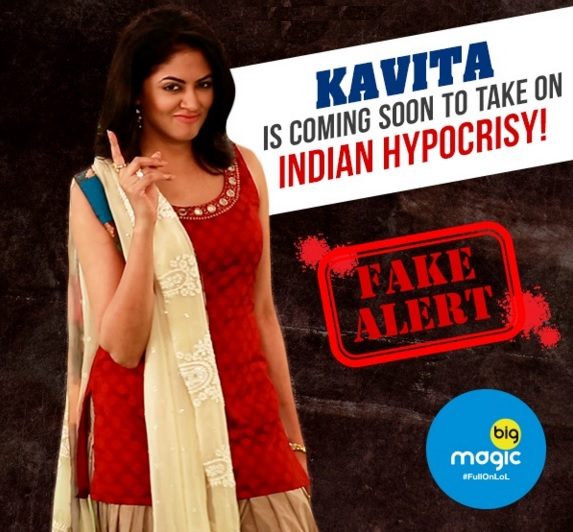 'Facebook With Kavita' Wiki, Timing - Big Magic | Droutinelife