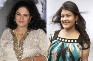 Guddi Maruti and Khushboo Shroff in Woh Teri Bhabhi Hai Pagle   Cast   All Cast   Pics   Images   Repeat Telecast Timings   Full Timing Schedule