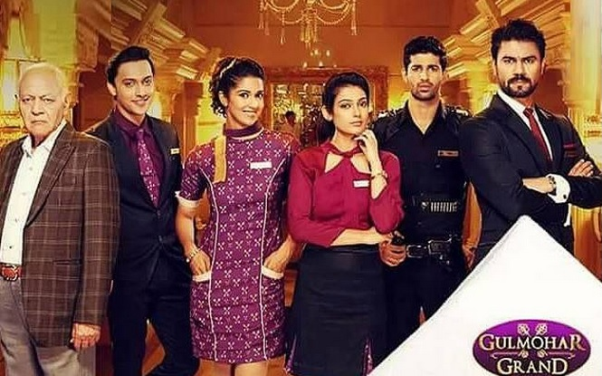 Gulmohar Grand wraps up shoot | Last episode
