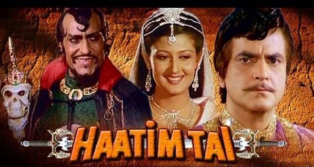 Haatim Tai Premieres on MAX2 Sunday 12th July, 2015