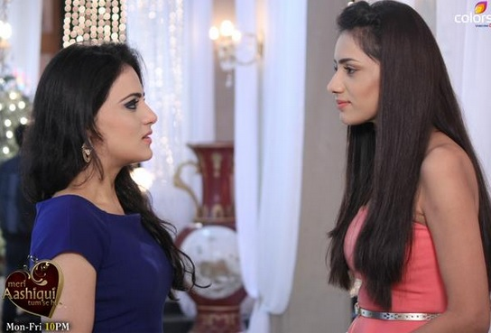 Ishani and Ritika | Meri Aashiqui Tum Se Hi
