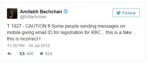 KBC 9 Registration | Kaun Banega Crorepati