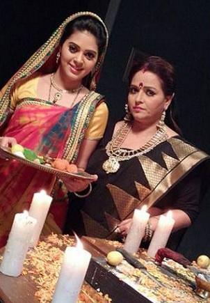 Kajal and Bhairavi are Bengali in Badi Devrani