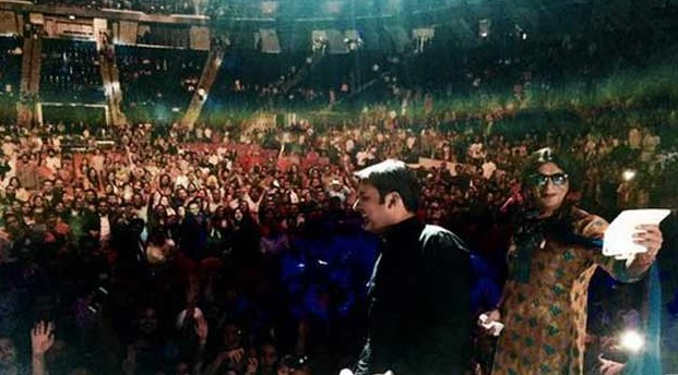 Kapil Sharma performs first time post injury